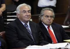 """Scandalo Strauss-Kahn, verdetto: """"Non colpevole"""""""