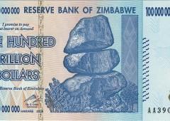 Zimbabwe dice addio alla valuta locale: adotterà dollaro Usa