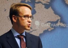 Sovranità e moneta, Weidmann e Visco: inflazione è tassa che colpisce i più deboli