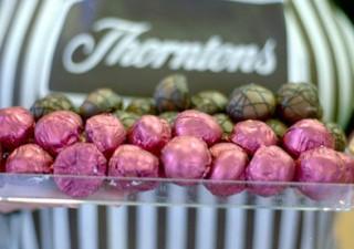 Ferrero: assalto a Thorntons