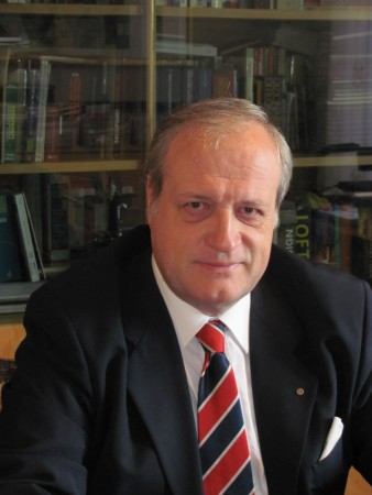 Francis Morandi, managing partner del Gruppo TEMA WARREN EUROPE