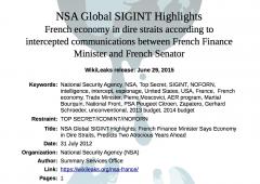 """Francia, economia """"peggio di quanto si possa immaginare"""""""