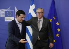 Tsipras chiede taglio debito 30% e periodo di grazia per 20 anni