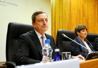 Bce, con QE acquisterà anche bond societari. Inclusi Enel, Terna, Snam