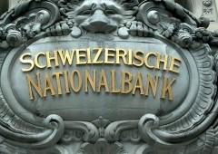 Banca centrale svizzera flop, super franco scatena perdite record