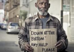 Italia: resta stabile la povertà, ma ci sono 4 milioni di indigenti