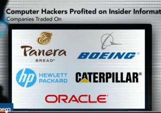 Insider trading con aiuto di hacker:  guadagnano $100 milioni