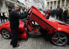 Marchionne alla guida della Ferrari?