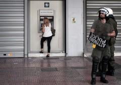 Grecia, contanti verranno vietati