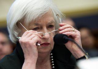 Recessione: grandi banche vedono 65% di chance