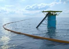 Ventenne punta a fare milioni ripulendo gli oceani dai rifiuti