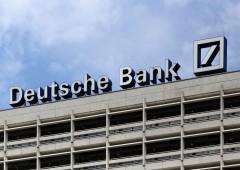 Deutsche Bank shock: licenzierà 23.000 dipendenti (25% staff)
