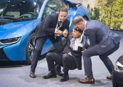 BMW sospende conferenza stampa per collasso CEO Krueger