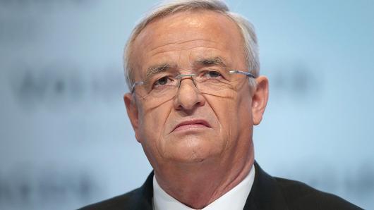 Scandalo Volkswagen, l'AD Winterkorn si dimette