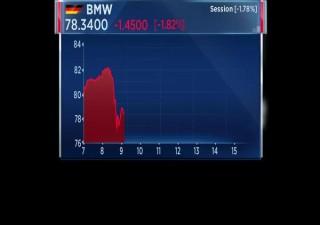 Anche BMW ha fallito test su motori diesel