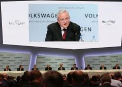 Pensione d'oro per l'ex AD di Volkswagen, oltre 28 milioni