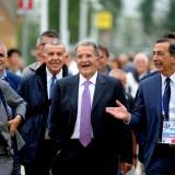 Prodi all'Expo 2015
