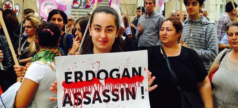 Massacro Turchia: arrestati 14 presunti membri Isis. Ma la rabbia è contro Erdogan