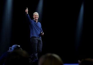 Arriva la tv di Apple, sul mercato a fine ottobre