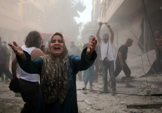 Assad, Iran e Russia circondano Aleppo, colloqui di pace una farsa