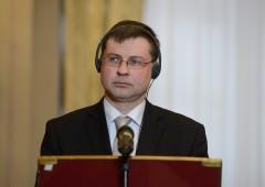 Italia, pugno duro Dombrovskis: sforzi insufficienti