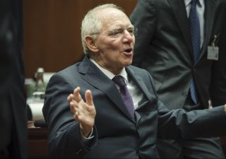Schaeuble difende mega surplus Germania: inattaccabile