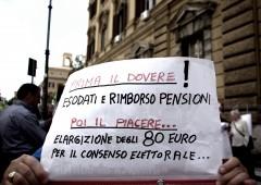 Pensioni: manovra, rimane il taglio sopra i 2000 euro