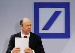 Deutsche Bank: problemi a prelevare dal bancomat