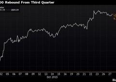 Fed apre le porte alla stretta dei tassi a dicembre. Wall Street chiude tonica