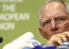 """Schaeuble critica Commissione Ue: """"non è neutrale sui bilanci"""""""