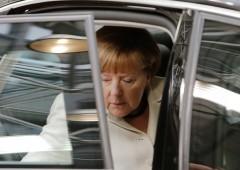 "Crisi migranti, Merkel: ""Rischio di scontri armati"""
