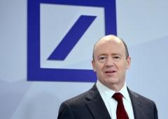"""AD Deutsche Bank: """"I bonus? Non è vero che fanno lavorare di più"""""""