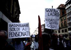 Pensioni: nessun aumento nel 2016