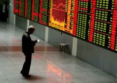Mercati temono rialzo tassi, la Borsa in Cina si sgretola: -3%