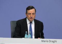 Borsa Milano in mano ai rialzisti. Euro su dopo Draghi