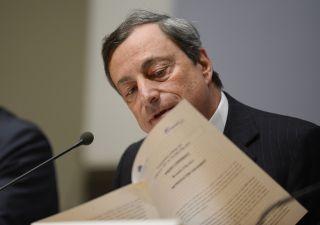 Bce a dicembre voleva peggiorare previsioni Eurozona
