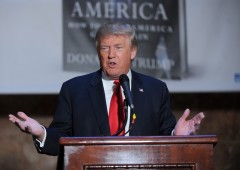 Elezioni Usa: Trump bannato in Israele e Gran Bretagna