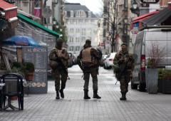 Eurogruppo in una Bruxelles blindata. Alert terrorismo ai massimi