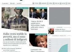 Wall Street Italia: nuovo design e più contenuti