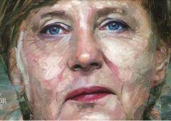 """Time incorona Angela Merkel """"Persona dell'anno"""""""