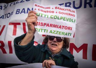 Crac banche: nuova beffa per i risparmiatori