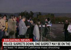 Strage in California: 14 morti e 18 feriti in sparatoria. Ipotesi terrorismo