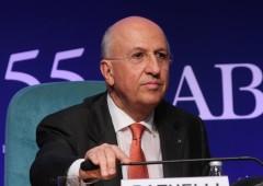 ABI: Antonio Patuelli rieletto presidente