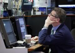 Borsa Milano tentenna, Stm vola. Attesa per la Fed