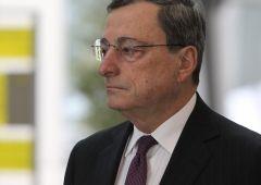 Bce acquisterà azioni? Draghi: percezione confusa su banche italiane
