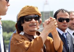 "Terrorismo, Gheddafi avvertì Blair: ""jihadisti invaderanno il mondo"""