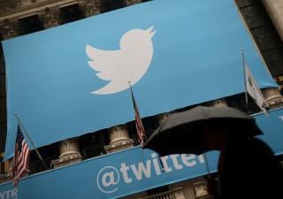 Report stronca Twitter: