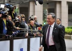 Inflazione ferma in Eurozona, piano Draghi non funziona