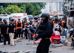 Indonesia: attacchi multipli a Giacarta, terroristi hanno imitato attentati Parigi