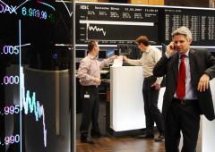 Borsa Milano rimbalza +5%, ma è sempre alert volatilità